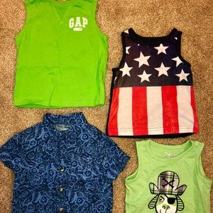 Other - 12mos Boys shirts!